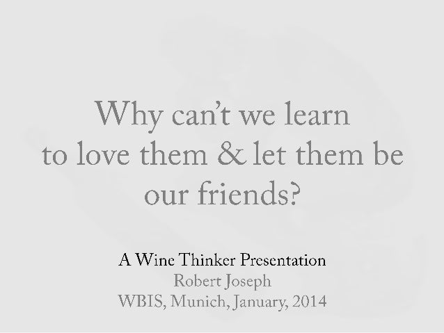 So how does the wine industry communicate?