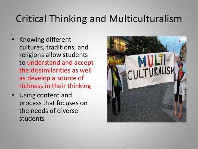 the importance of multiculturalism The effects of multicultural literature in the classroom the effects of multicultural literature in the the importance of multicultural literature is even.