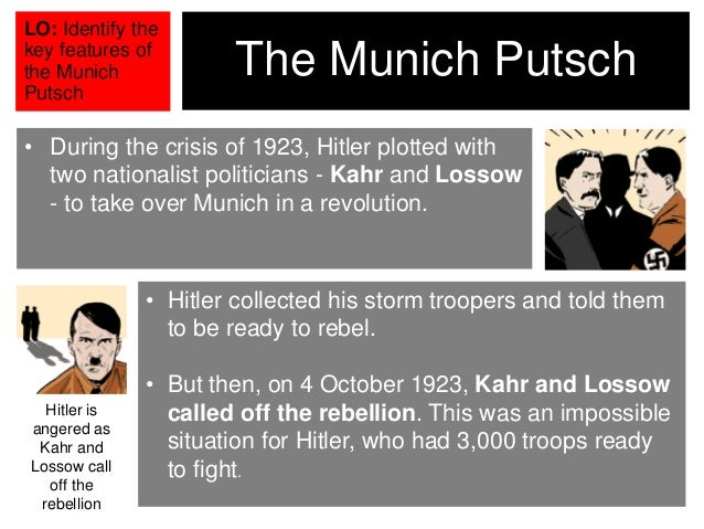 an introduction to the success and failure of the munich putsch The munich putsch success or failure essay гостевой дом барсбек отдых на иссык-куле 2018 13052018 published by at 12102018 categories  гостевой дом барсбек отдых на иссык-куле 2018  domestic violence research paper introduction owl.