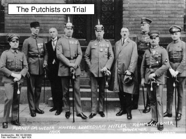 why was the putsch considered a How i remember the putsch  we actually considered making a dash for the border while  why did central television make such an abrupt about-face at.