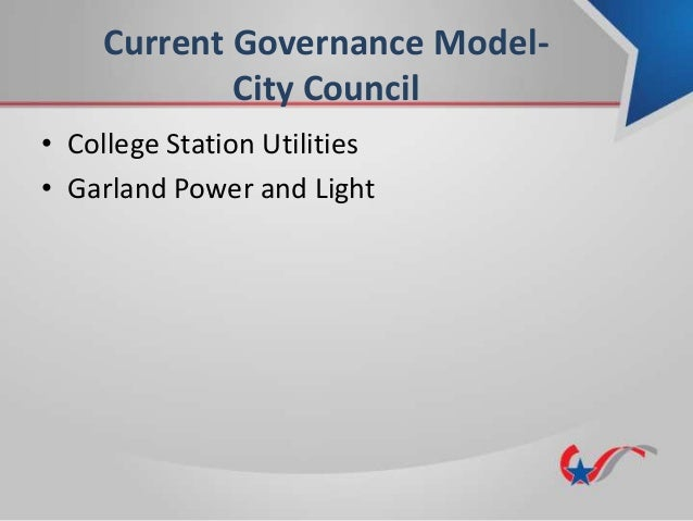 Municipally Owned Utility Boards