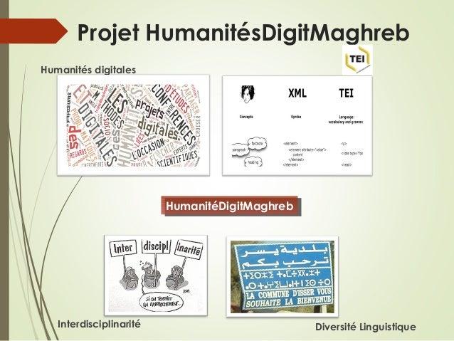 TEI & Humanités digitales Slide 2