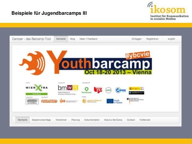 Lektüre: Leitfaden Jugendbarcamp Download unter www.ijab.de (Publikationen)