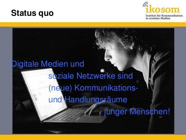 Wie können Jugendliche in der digitalen Gesellschaft (besser) beteiligt werden?