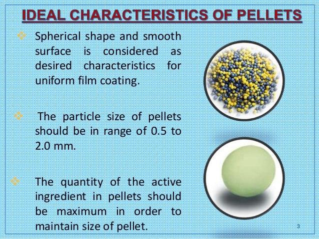 (Mups)  novel pellets for oral dosage forms Slide 3