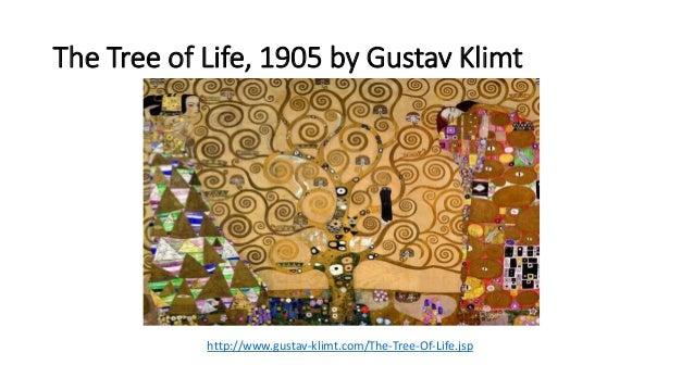The Tree of Life, 1905 by Gustav Klimt http://www.gustav-klimt.com/The-Tree-Of-Life.jsp