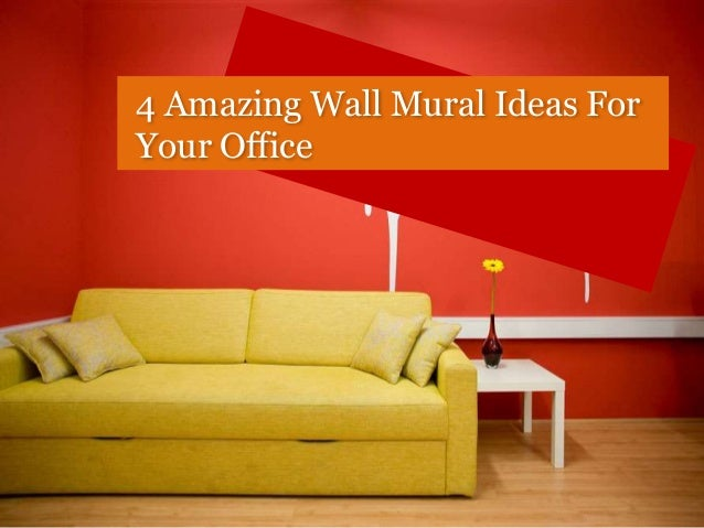 wall murals for office. 4 amazing wall mural ideas for your office murals y