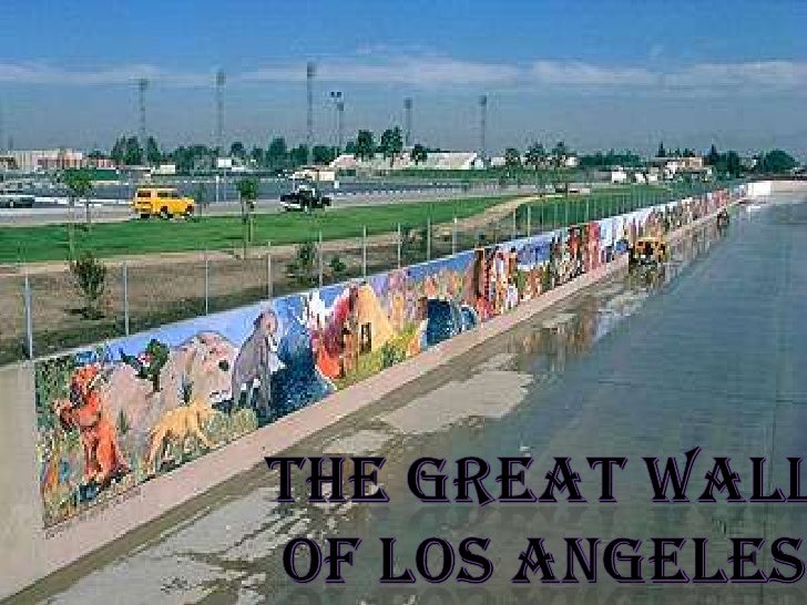 The Great Wall<br />Of Los Angeles<br />