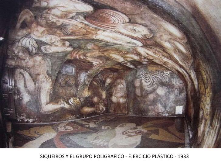 Muralismoenargentina for El mural de siqueiros en argentina