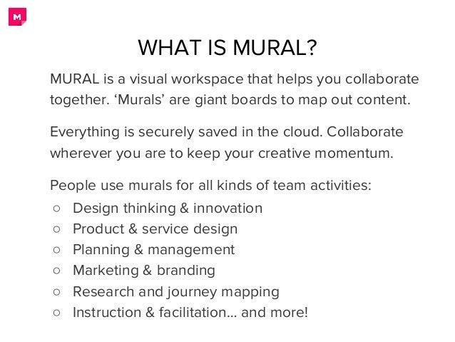 MURAL Quick Guide Slide 2