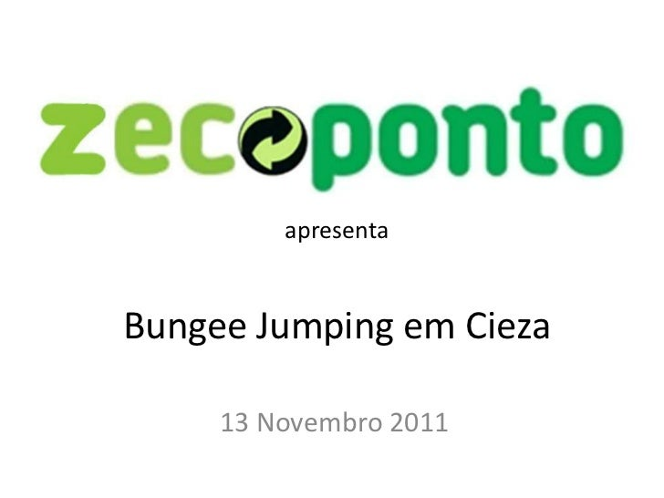 apresentaBungee Jumping em Cieza     13 Novembro 2011