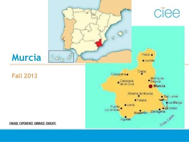 Murcia Fall 2013
