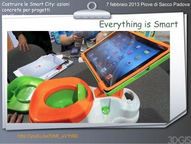 Le città e le Smart cities: il punto di vista di un planner, Beniamino Murgante Slide 3