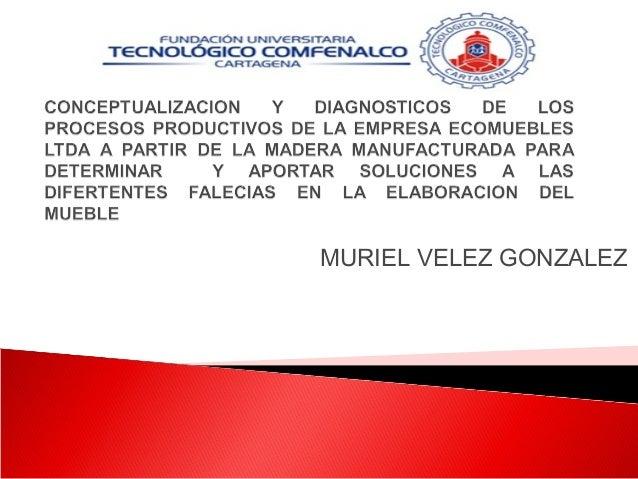 MURIEL VELEZ GONZALEZ
