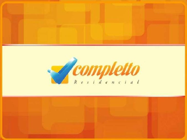 COMPLETTO RESIDENCIAL CLUBE