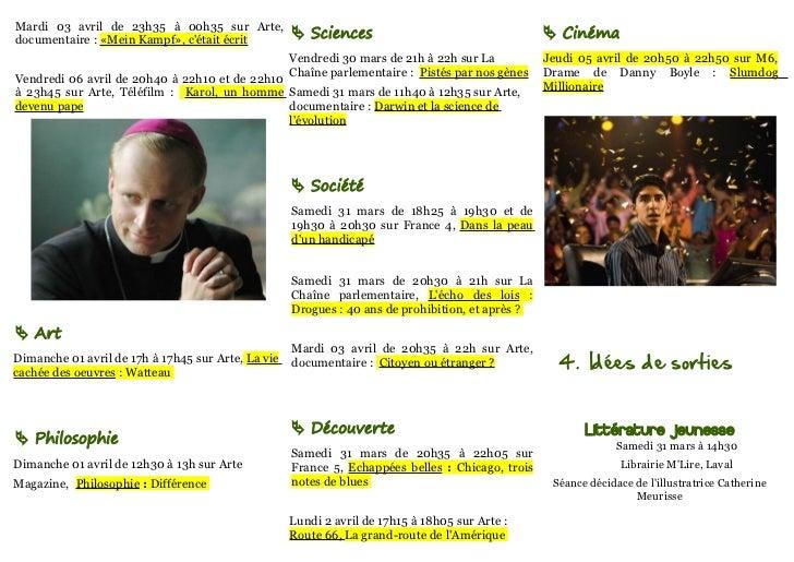 Mardi 03 avril de 23h35 à 00h35 sur Arte,documentaire : «Mein Kampf», cétait écrit           Sciences                    ...