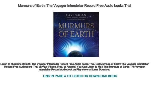 Murmurs Of Earth Book