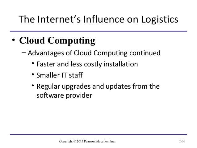 the impact of logistics performance on organizational performance