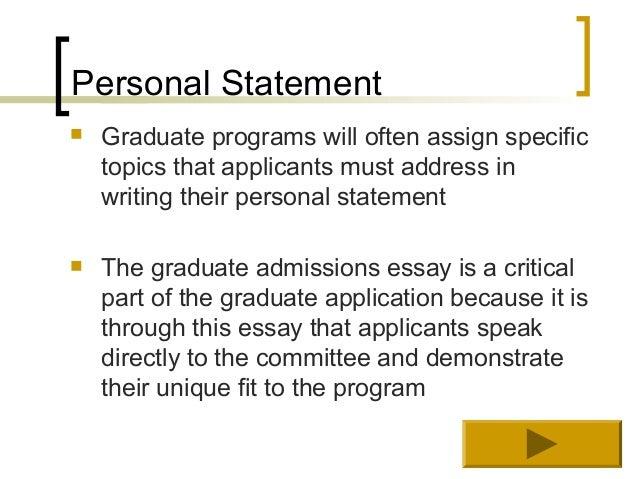 why go to graduate school essay