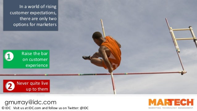 CX Appeal: Technology to Keep Your Customers Coming Back for More By Gerry Murray Slide 2