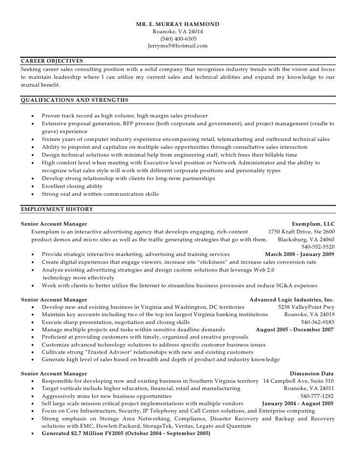 murray hammond resume and portfolio aug 2009