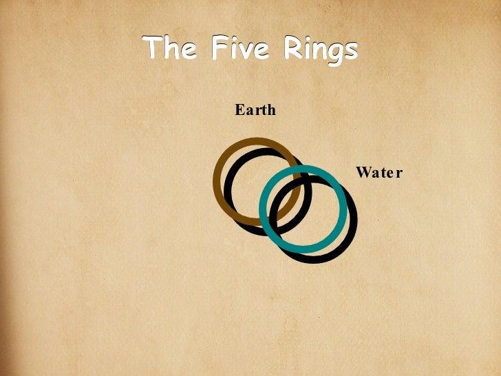 Musashi Book Of 5 Rings