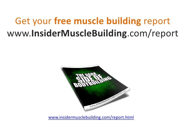 Muscle Building Workout Plans for Men