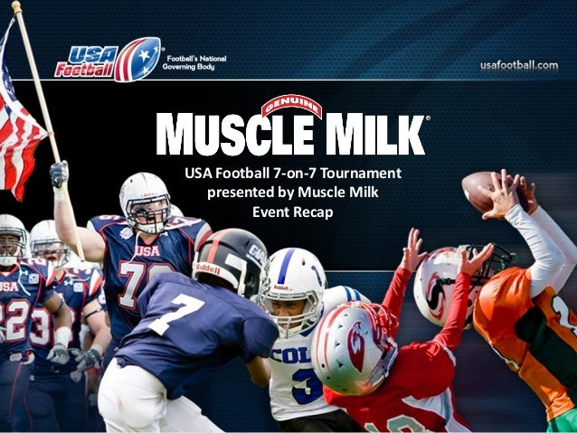 USA Football 7-on-7 Tournament presented by Muscle Milk Event Recap