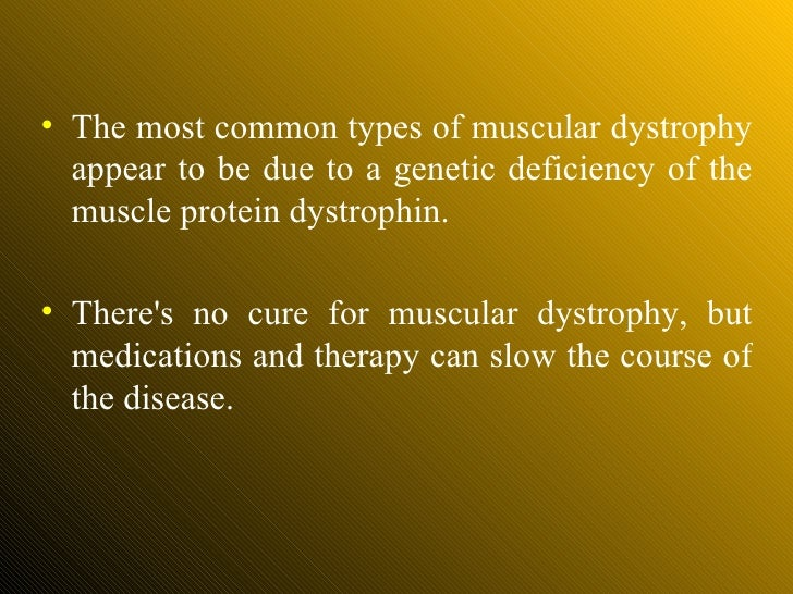 an introduction to muscular dystrophy Muscle dystrophy 1 muscular dystrophy goodluck augustine john  moteswa rochius modest 2 course outline • introduction.