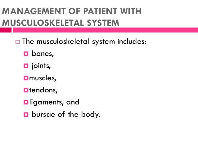 Musculoskeletal disorders pdf Slide 2