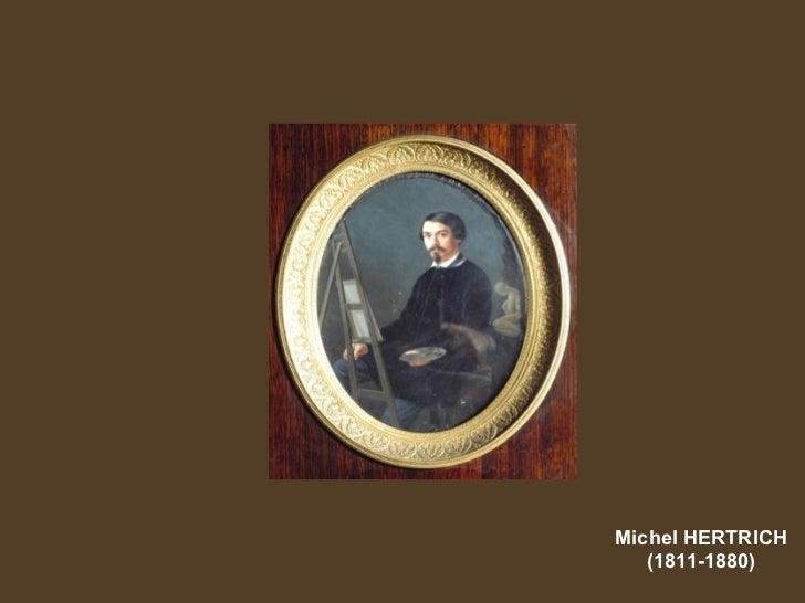 Michel HERTRICH  ( 1811-1880 )