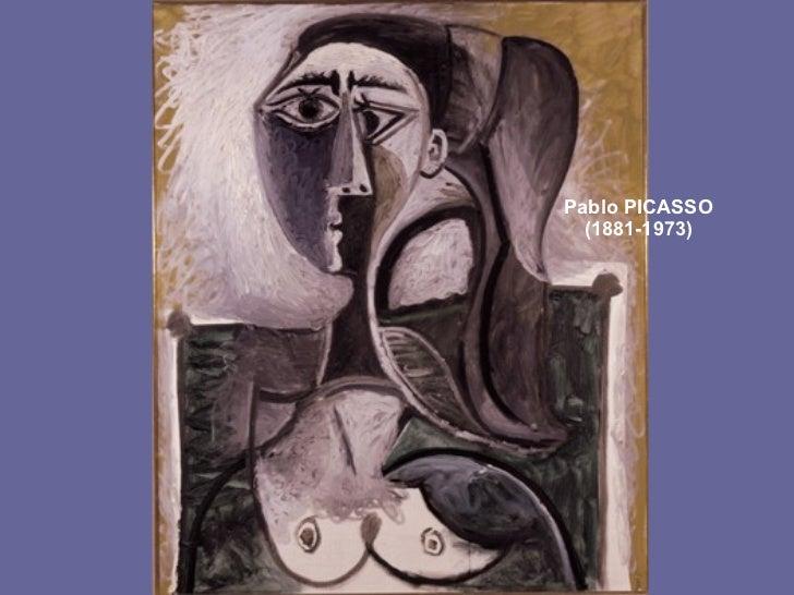 Pablo PICASSO  ( 1881-1973 )