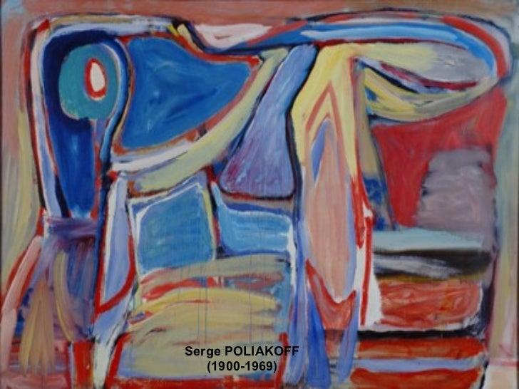 Serge POLIAKOFF  ( 1900-1969 )