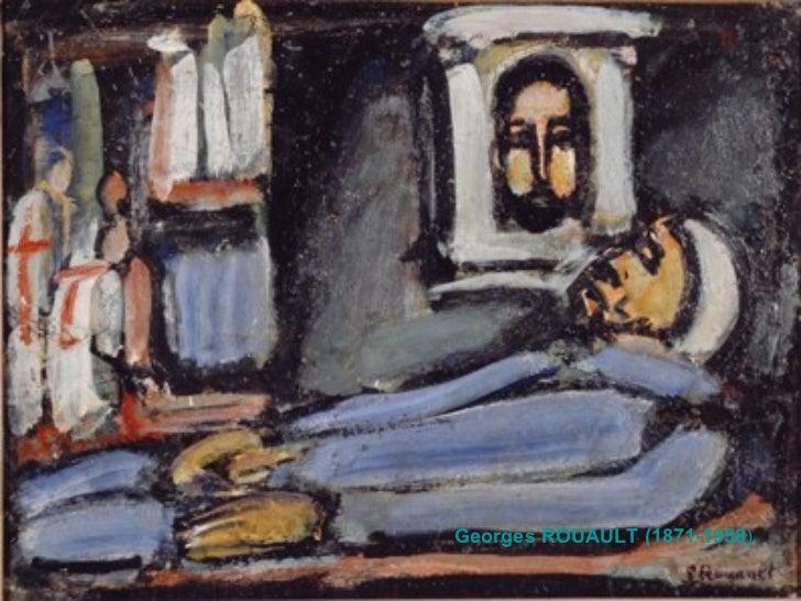Georges ROUAULT  ( 1871-1958 )