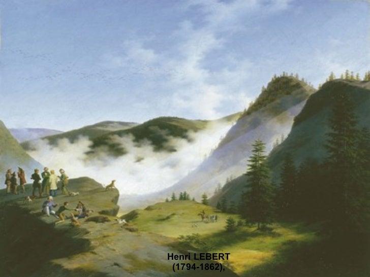 Henri LEBERT  ( 1794-1862 ) ,