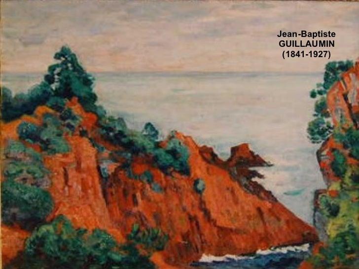 Jean - Baptiste GUILLAUMIN  ( 1841-1927 )