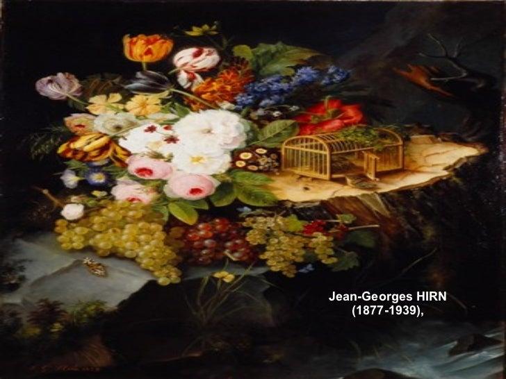 Jean - Georges HIRN  ( 1877-1939 ) ,