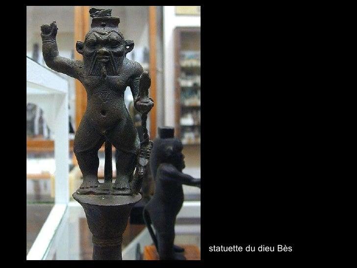 statuette du dieu Bès