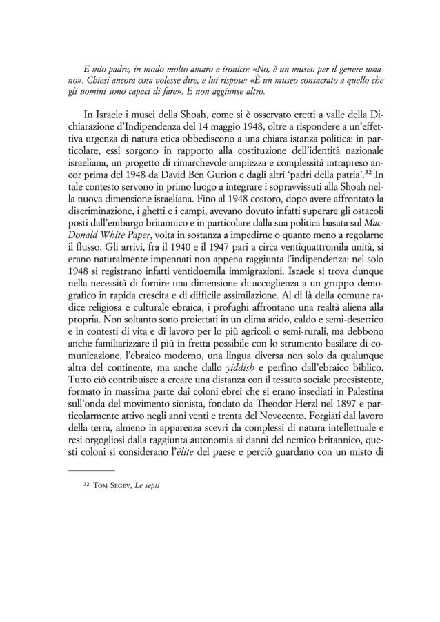 e` ben nota. Il 14 aprile del 1943 un manipolo di Ebrei, guidati da Mordecai Anelewicz e del quale faceva parte, tra gli a...