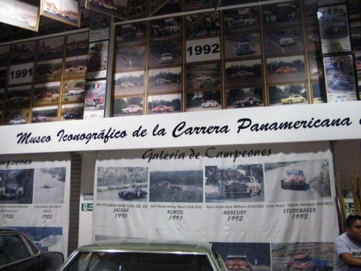 Musée automobile de la carrera panamericana cancun mexico