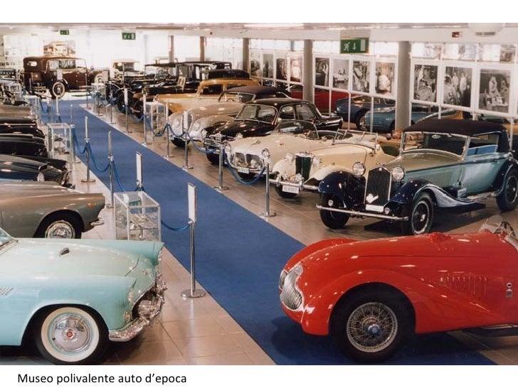 Museo polivalente auto d'epoca