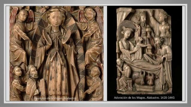 Efigie de don García de Ossorio, Caballero de la Orden de Toledo. Alabastro. Toledo, España. Después de 1502.