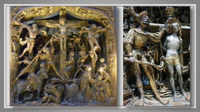 La Virgen de los Dolores. Madera de pino pintada, marfil y vidrio. José de Mora. Granada, España. 1670-80. Apóstol. Alonso...