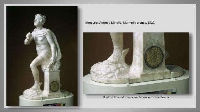 Neptuno y Tritón. Giovanni Lorenzo Bernini. Mármol y cobre. Tamaño natural. 1620.