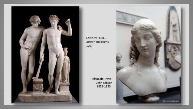 Las hermanas Campbell bailando un vals. Lorenzo Bartolini. Grupo escultórico en mármol a tamaño natural. 1821. La obra fue...