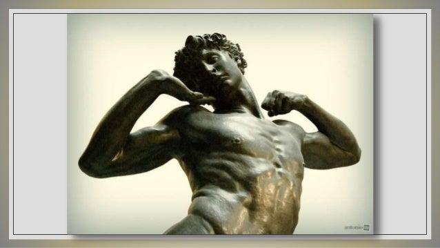 La Metamorfosis de Ovidio. Auguste Rodin. Hacia 1886.