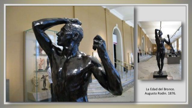 Honorato de Balzac. Auguste Rodin. Bronce. 1891–1892. Thomas de Fortune Ryan. Augusto Rodin. Bronce. 1909.