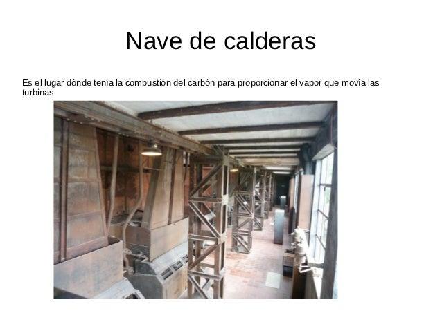 Museo de la Energía Slide 3