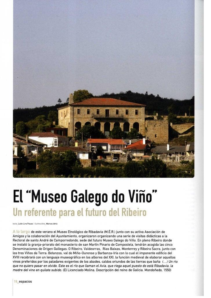Museo galego do vinho auria173