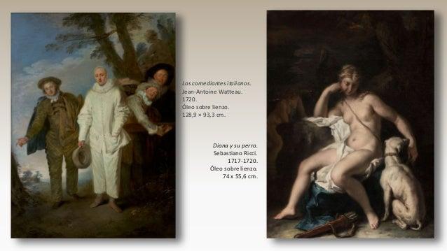 El beato Bernardo Tolomei visitando a las víctimas de la peste. Giuseppe Crespi. 1735. Óleo sobre cobre.